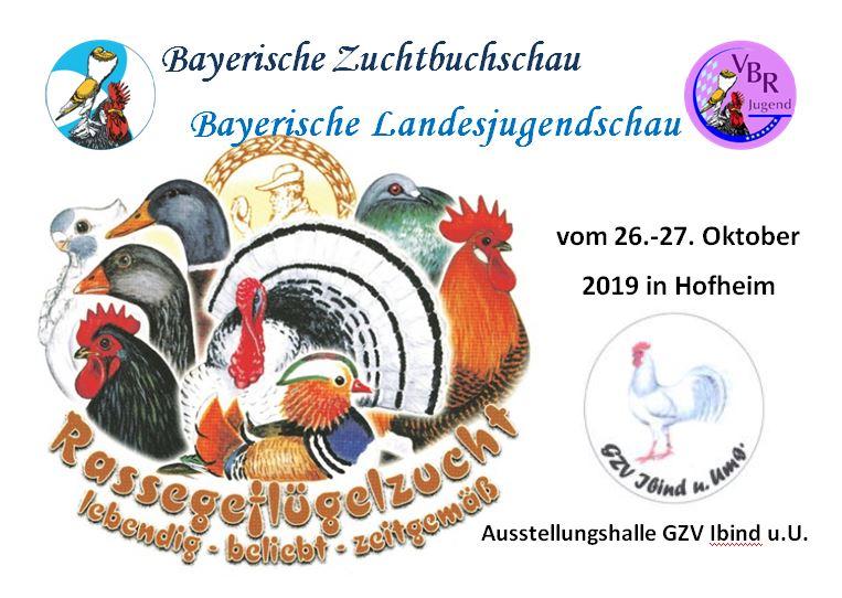 Plakat Zucht-Jugend Zuchtbuch